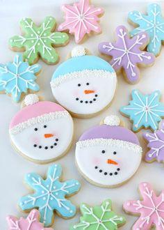 Daddy Cool!: Απίστευτες ιδέες για στολισμό Χριστουγεννιάτικων μπισκότων
