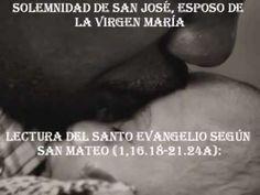 Solemnidad de San José-19 de Marzo del 2016