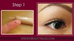 How To asian Smokey Eye Makeup