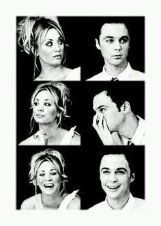 Big Bang Theory Penny and Sheldon. http://www.iqcatch.com/