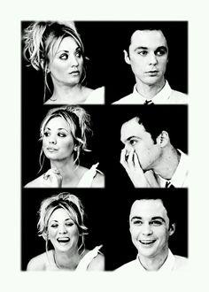 Big Bang Theory Penny and Sheldon