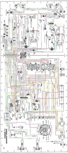 22 best jeep cj5 parts diagrams images on pinterest cj7 parts rh pinterest com 1982 Jeep CJ7 Wiring-Diagram CJ7 Wiring-Diagram Large
