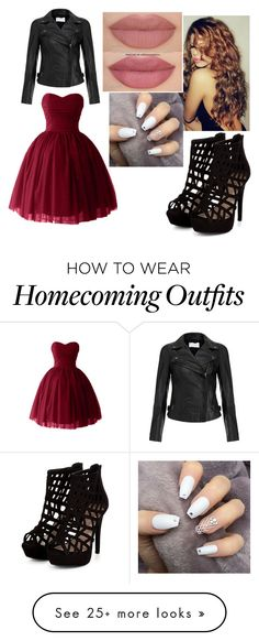 """""""Untitled #162"""" by criminalheart on Polyvore featuring MuuBaa"""