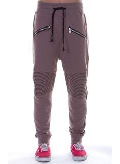 Low crotch sweatpants gray. Harlem style sweat pants. Hip hop dance pants. MENS fashion. MENS joggers. Dance pants.