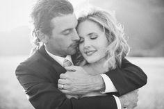 This picture is just sooooo perfect ! Skeet Ulrich + Amelia Jackson-Gray's Wedding