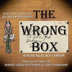 Kit Goldstein Grant - The Wrong Box, Grey