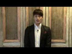 """[ VIDEO ] #SungHoon @bbangsh83 #성훈 #ソンフン #Japan Greetings of the New Year 2014 年 新年のご挨拶 Credit : Thank you """" Sung Hoon Japan Official website """" FACEBOOK : www.facebook.com/SungHoonBang.FanPage"""
