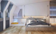 烏克蘭 60 坪現代 Loft 公寓 - DECOmyplace 新聞