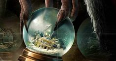 'Krampus' Comic-Con Poster Spreads Yuletide Fear -- 'Krampus', the darkly festive tale of a Christmas ghoul, debuts a spooky new poster at Comic-Con. -- http://movieweb.com/krampus-movie-comic-con-poster/