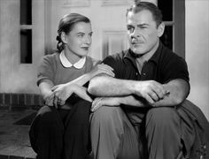 """""""Impact"""" [1949] stars Ella Raines and Brian Donlevy."""