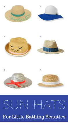 toddler sun hats | k