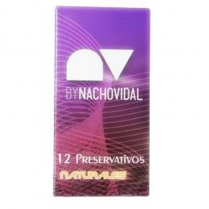 PRESERVATIVOS NACHO VIDAL NATURAL 12UDS