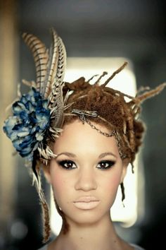 Love this Hair piece <3