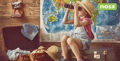 ¡Ya llega la época de colonias y #campamentos para los más peques! Si es la primera vez que se van de campamento de #verano, lee nuestros #consejos para preparar la mochila ;) ¡y no te olvides nada! #nosahealthcare #campamentos #niños #verano
