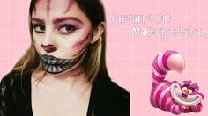 Cheshire cat Makeup ♡