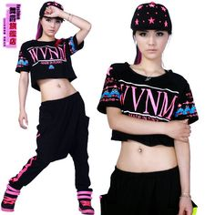 hip hop costumes for dance - Google Search