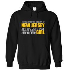 """You can take the girl out of New Jersey but you cant take the New Jersey out of the girl. Click """" Add to cart """" get your now."""