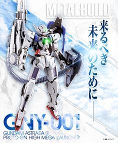 Gundam Mobile Suit, Gundam 00, Fire Powers, Gundam Model, Box Art, Action Figures, Metal Build, Building, Godzilla