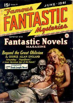 FANTASTIC MYSTERIES - 1941