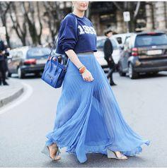 #Celine mini luggage #Celine nano #Royal Blue