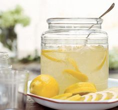 Blender Lemonade - No Squeezing Required! - One Good Thing by Jillee