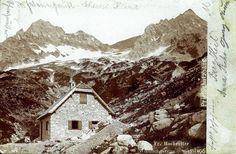Karl Krahl Schutzhaus/Austria  'Schutzhaus' means shelter  Windischgarsten/Austrian Alps