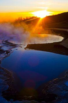 Heitur Pottur, Iceland