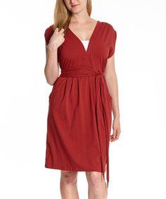 Another great find on #zulily! Henna Matilda Organic Dress - Women #zulilyfinds