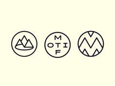 Mystery project logos by Kristina Bartosova
