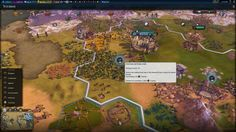TIL If you build a National Park with a natural wonder in it it is named after the wonder not the city in which it was built. #CivilizationBeyondEarth #gaming #Civilization #games #world #steam #SidMeier #RTS