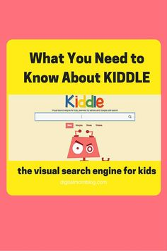 624596a36855f What You Need to Know About Kiddle – The Kid Friendly Search Engine
