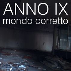 Anno IX - Track Cover Track, Cover, Design, Runway, Truck, Running, Track And Field
