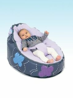 Buy Seat Patchwork Violet, Bean Bag for Babies & Kids from our range - Purple, Babies - @ Jelly Egg Baby Bean Bag Chair, Bean Bag Seats, Modern Wood Chair, Favorite Position, Nursery Furniture, Newborn Gifts, Baby Gear, Chair Cushions, Ideas