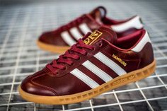 b6877a332a4a81 adidas Hamburg Leather (Made In Germany Pack) - Sneaker Freaker