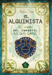 megustaleer - El alquimista (Saga Los secretos del inmortal Nicolas Flamel 1) - Michael Scott