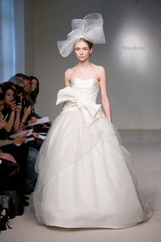 Vera Wang wedding dresses for spring 2012