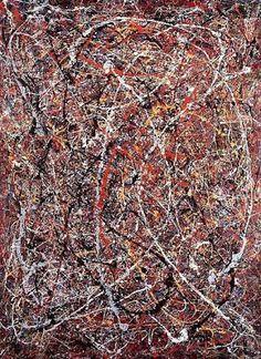 Fine Art News: Jackson Pollock for sale in Toronto