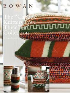 "The ""Canuck Knitters Love Their Tea"" Collection - knitrowan.com"