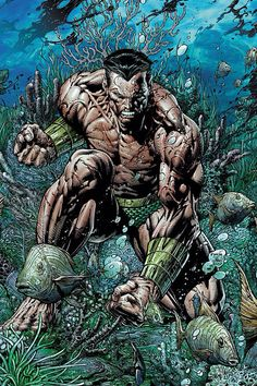 Namor is one of the first comic super heroes ever created. He is still around today and is one of my favorite heroes. He appeared in Marvel Comics series only had the one issue before becoming Human Torch in the late Marvel Dc Comics, Dc Comics Art, Marvel Art, Marvel Heroes, Marvel Comic Character, Comic Book Characters, Comic Book Heroes, Marvel Characters, Comic Books Art