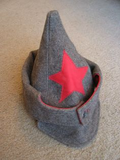 """fellow pinner-""""cool russian pointy hat""""     hahahahahahahahahahahahahahahaha"""