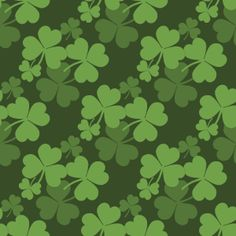 free shamrock digital papers...links to many more holiday papers