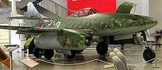 Messerschmitt Me 262A-1 en Museo Deusches