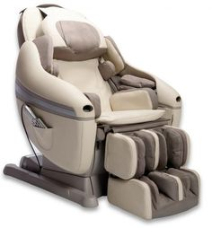 The Sogno DreamWave Massage Chair by Inada features optical scanning technology and employs a Shiatsu style massage to increase blood flow and comfort. It's no wonder why it's our best selling massage chair.