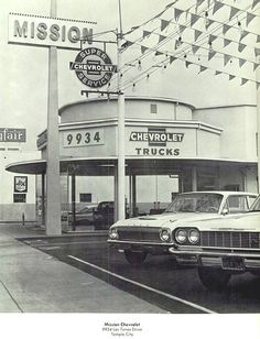 Vintage shots from days gone by! Chevrolet Dealership, Chevrolet Trucks, Chevy, Used Cars, Vintage Cars, Vintage Photos, Vintage Auto, New Car Smell, Autos