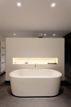 Bathroom lighting idea with B4 downlight by TAL.