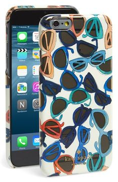 kate+spade+new+york+'sunglasses'+iPhone+6+case+available+at+#Nordstrom