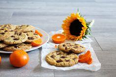 Orange & Dark Chocolate Chip Cookies - YUP