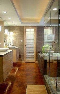An Award Winning Master Suite Oasis! - asian - bathroom - dallas - Hilsabeck Design Associates, Inc.