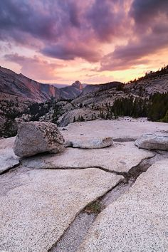Olmsted Point, California. Joshua Cripps