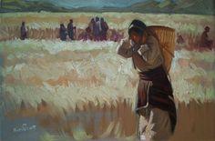 Hussain Alheidary - In het veld